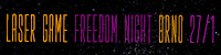 Laser Game Freedom Night