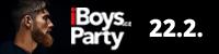 Únorová iBoys párty