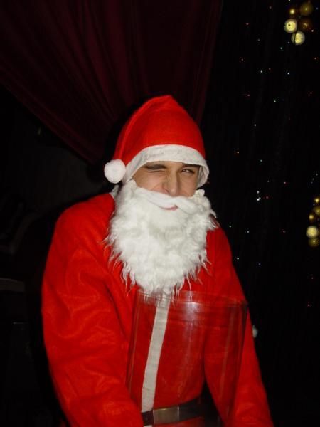 Santa seznamka